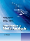 Introduction to Meta-Analysis (eBook)